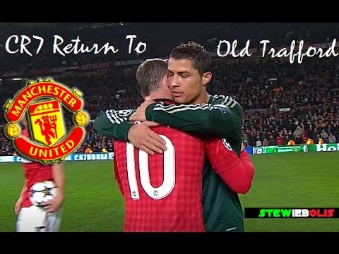 Cristiano Ronaldo Vs Manchester United ● The Return To Old Trafford ● HD  ● #CristianoRonaldo