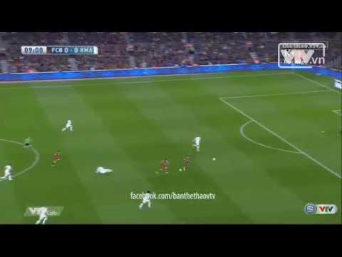 Xem lại trận Siêu kinh điển Barcelona – Real Madrid FACEBOOK.COM/SONNHAHANOI
