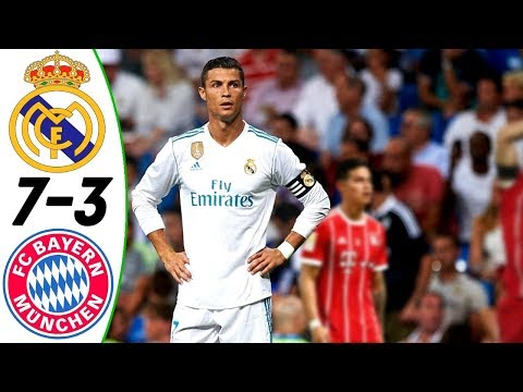 Real Madrid vs Bayern Munich 7:3 – All Goals & Extended Highlights RESUMEN & GOLES (Last 3 Matches)