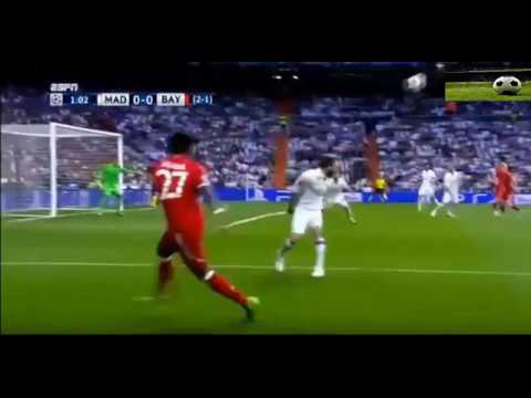 REAL MADRID VS BAYERN MUNICH  4-2 GOLES y RESUMEN COMPLETO CHAMPIONS 2017(All Goals & Highlights)