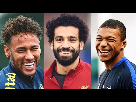 Famous Football Players – Funniest Moments of 2018