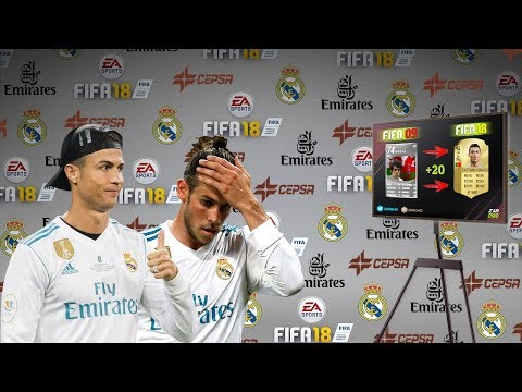 Real Madrid Players First Ever FIFA Cards | Then & Now | Ft. Ronaldo, Bale, Sergio Ramos…etc