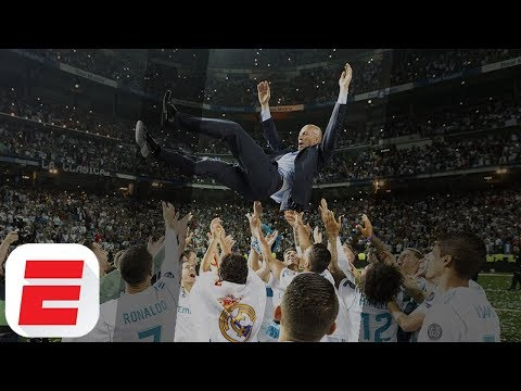 Why Zinedine Zidane Resigned As Real Madrid Manager