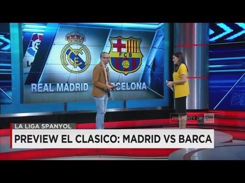El Clasico: Real Madrid vs Barcelona