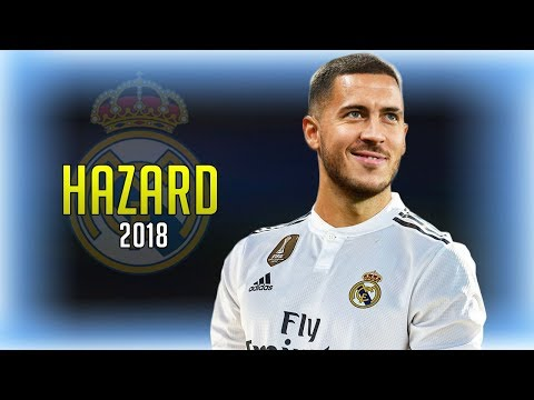 Eden Hazard 2018 ● Skills Show | Welcome to Real Madrid ?