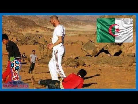 Après sa démission du Real Madrid: Zidane très heureux en Algérie auprès des siens