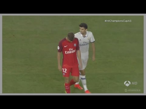 Enzo Zidane vs PSG (Neutral) 28/07/2016 | Debut for Real Madrid | HD