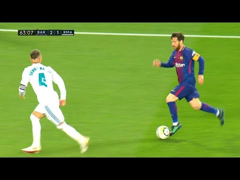 Lionel Messi vs Real Madrid (Home) 06/05/2018 HD 720p by SH10