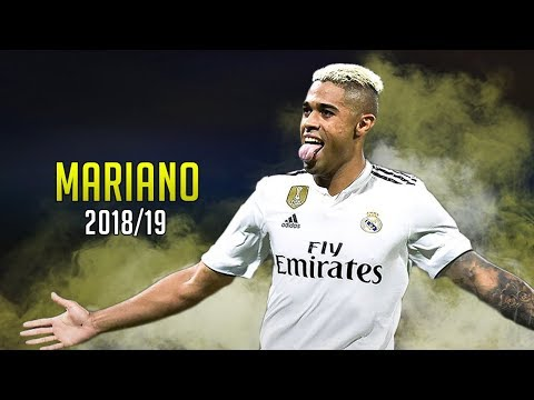 4bee737e3 Mariano Diaz 2018 19 ○ The Ultimate Striker