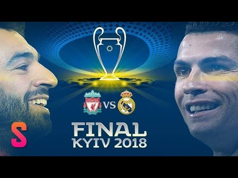 Final Liga Champions Real Madrid Vs Liverpool