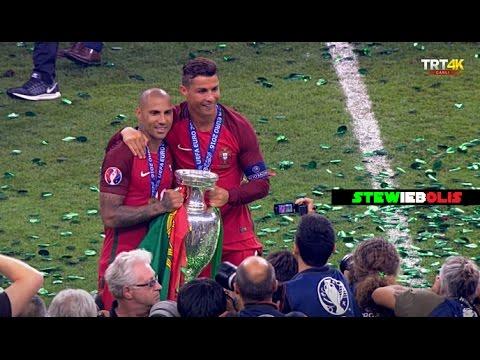 Cristiano Ronaldo Vs France ● Euro 2016 Final ● Ultra HD 4k ● #CR7