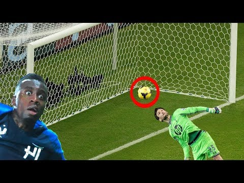 Top 30 Most Heroic Goalkeepers Saves 2018 HD