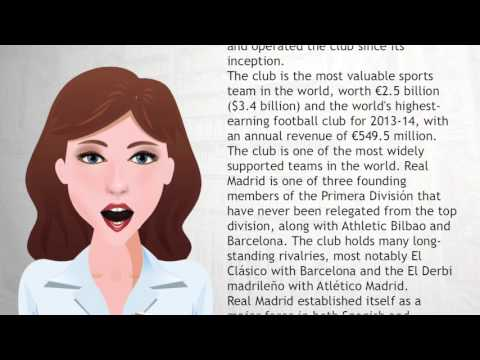 Real Madrid C F – Wiki Videos