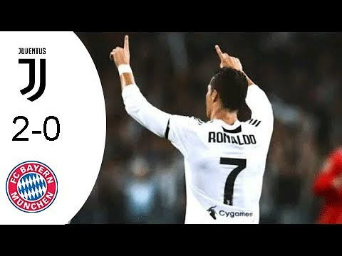 Juventus vs Bayern Munich 2-0 All Goals & Extended Highlights 26 7 2018