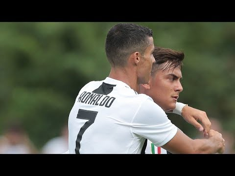 Cristiano Ronaldo Debut for Juventus – Highlights & Goal 2018