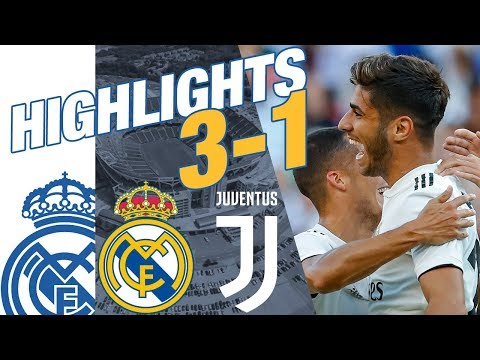 Real Madrid vs Juventus 3-1 HIGHLIGHTS 2018