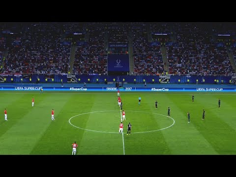 3 Menit Real Madrid gempur Manchester United