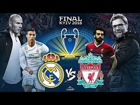 Real Madrid vs Liverpool ● Cristiano Ronaldo vs Mohamed Salah ● UEFA Champions League 2018 Final