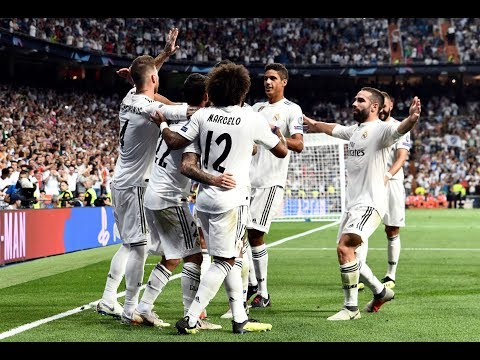 Real Madrid vs. Roma Champions League Group Stage FULL Match Highlights: 3-0