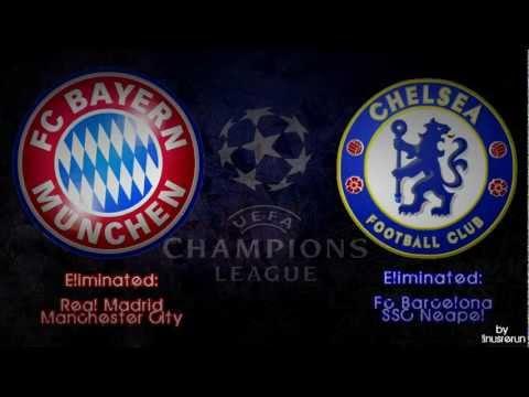 FC Bayern München vs FC Chelsea – Champions League Final 19.05 2012 | Promo HD