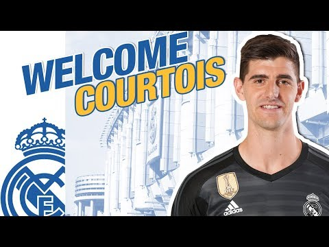 Thibaut Courtois | NEW REAL MADRID PLAYER