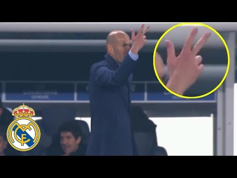 Zidane Genius Tactics in 5 minutes ● PSG vs Real Madrid 1-2 Tactical Analysis