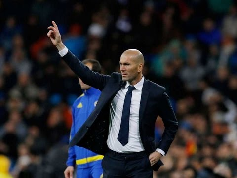 Real Madrid 2016 tactical analysis – Zinedine Zidane – How does Real Madrid play