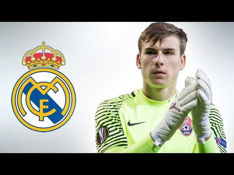 ANDRIY LUNIN | Welcome To Real Madrid | Best Saves & Overall Goalkeeping | 2018 (HD)