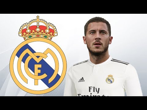 Eden Hazard ● Welcome to Real Madrid ● Greatest Dribbling Skills & Goals 🇧🇪🔥