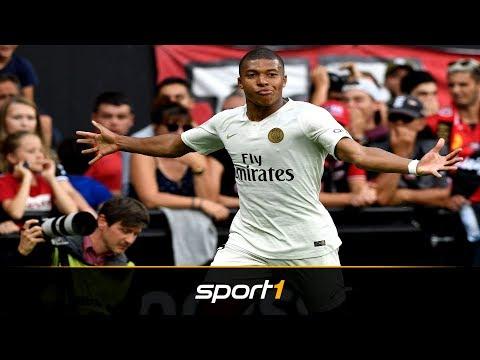 Last Minute! Geht Kylian Mbappe doch noch zu Real Madrid? | SPORT1 – TRANSFERMARKT