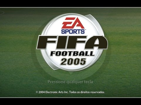FIFA 05 | WIKI | Gameplay | Barcelona x Real Madrid