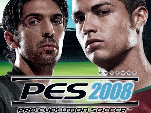 PES 2008 | WIKI | Gameplay | Barcelona x Real Madrid