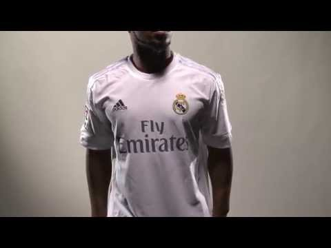 CLOSER LOOK: The adidas Real Madrid 2015/16 Home Jersey