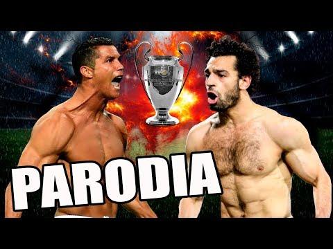 PARODIA ECKO – Rolling Stone (Canción Real Madrid Campeon)