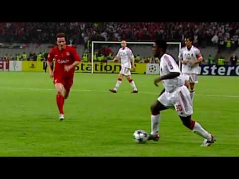 AC Milan vs Liverpool 3 3 (2 3) Highlights (UCL Final) 2004 05 HD 1080i (English Commentar