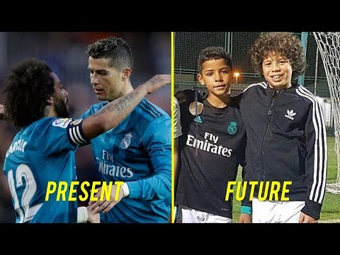 Cristiano Ronaldo Jr & Marcelo Jr – Future of Real Madrid? Crazy Skills & Goals 2018