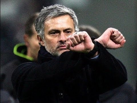 Real Madrid Mourinho – The Fastest Counter Attack In The World (Djamel Mehdaoui)
