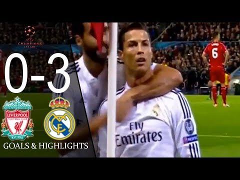 Liverpool vs Real Madrid 0-3 | GOLAZO DE CRISTIANO | RESUMEN & HIGHLIGHTS | LAST MATCH