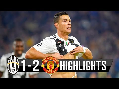 Juventus Vs Manchester United 1-2 – All Goals & Extended Highlights – Resumen y Goles – 2018