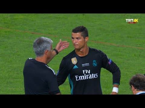 Cristiano Ronaldo vs Manchester United HD 1080i (UEFA Super Cup Final 2017)