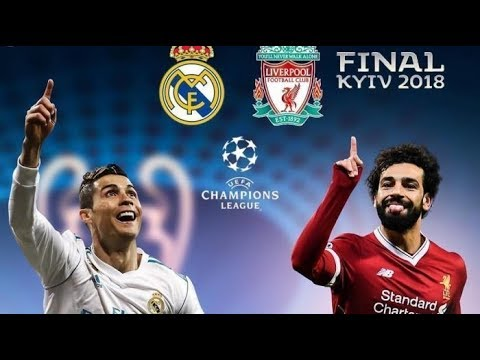 Cuplikan Gol Real Madrid VS Liverpool Final UCL 27 Mei 2018
