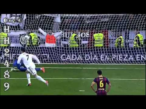 Real Madrid vs Barcelona 3-4 2014 → RESUMEN & GOLES ← Real Madrid 3:4 Barcelona ~ 23/03/2014