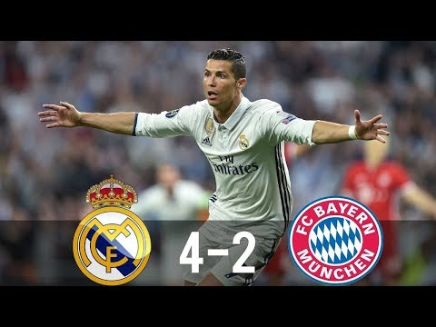 Real Madrid Vs Bayern Munich 4-2 All Goals Highlights Semi Final Last Match ●Promo 01/05/2018 HD