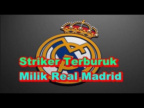 WOW! INILAH 5 Striker Terburuk Milik Real Madrid Sepanjang Sejarah