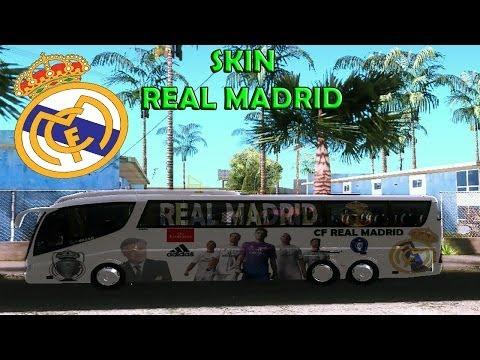 CF REAL MADRID • COACH IRIZAR PB
