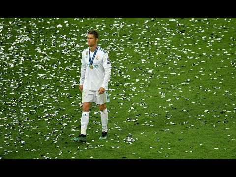 The Last Game of Cristiano Ronaldo in Real Madrid 😢