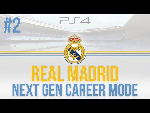 Next Gen FIFA 14: Real Madrid Career Mode – Part #2 – SIGNING MESSI?!
