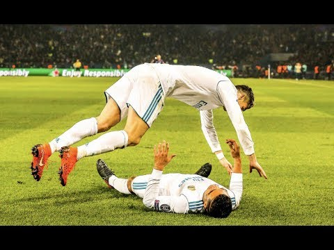 Real Madrid 2018 ● Crazy Skills ● Tricks ● Dribbles
