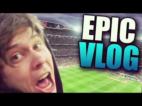 GATOS, PEPINOS Y FUTBOL | Epic Vlog