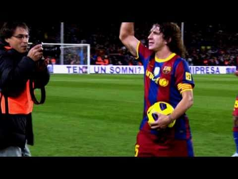 FC Barcelona 5-0 Real Madrid    Goals & highlights    29-11-2010    High Definition